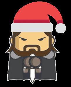 Christmas Ned Stark